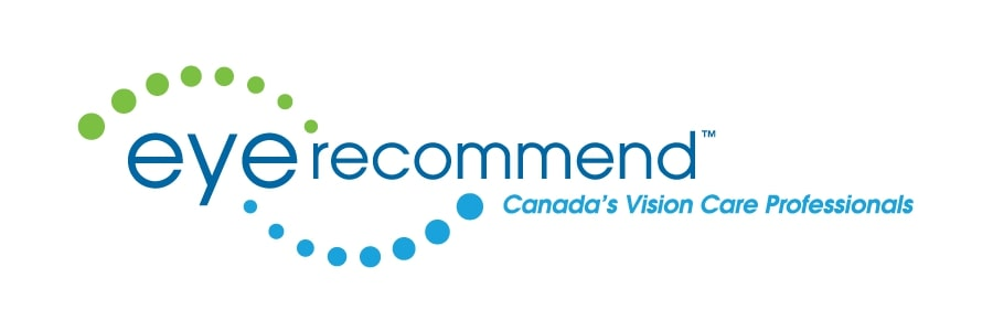 eye recommend logo